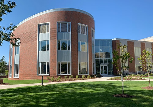 The C. Blake McDowell Law Center at The University of Akron