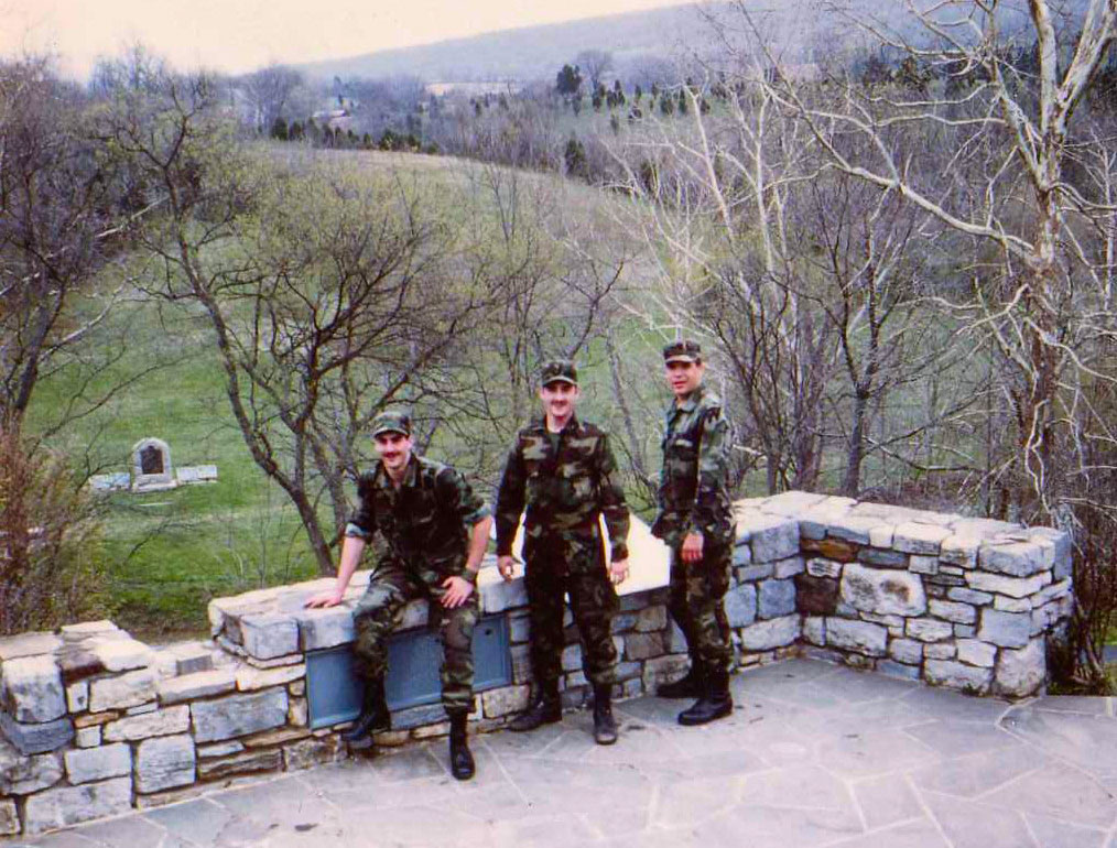 Cadets visit Gettysburg