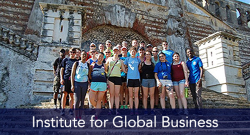 Institute for Global Business at The University of Akron's College of Business Administration