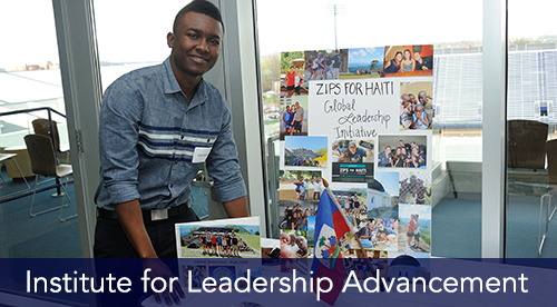 Institute for Leadership Advancement at The University of Akron's College of Business Administration