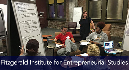 William T. and Rita Fitzgerald Institute for Entrepreneurial Studies at The University of Akron's College of Business Administration
