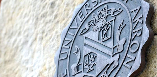 Image of university seal