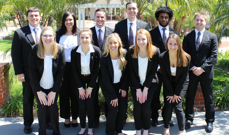 University of Akron Wins at National Sales & Marketing Fraternity Convention