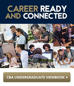 CBA Undergradute Viewbook