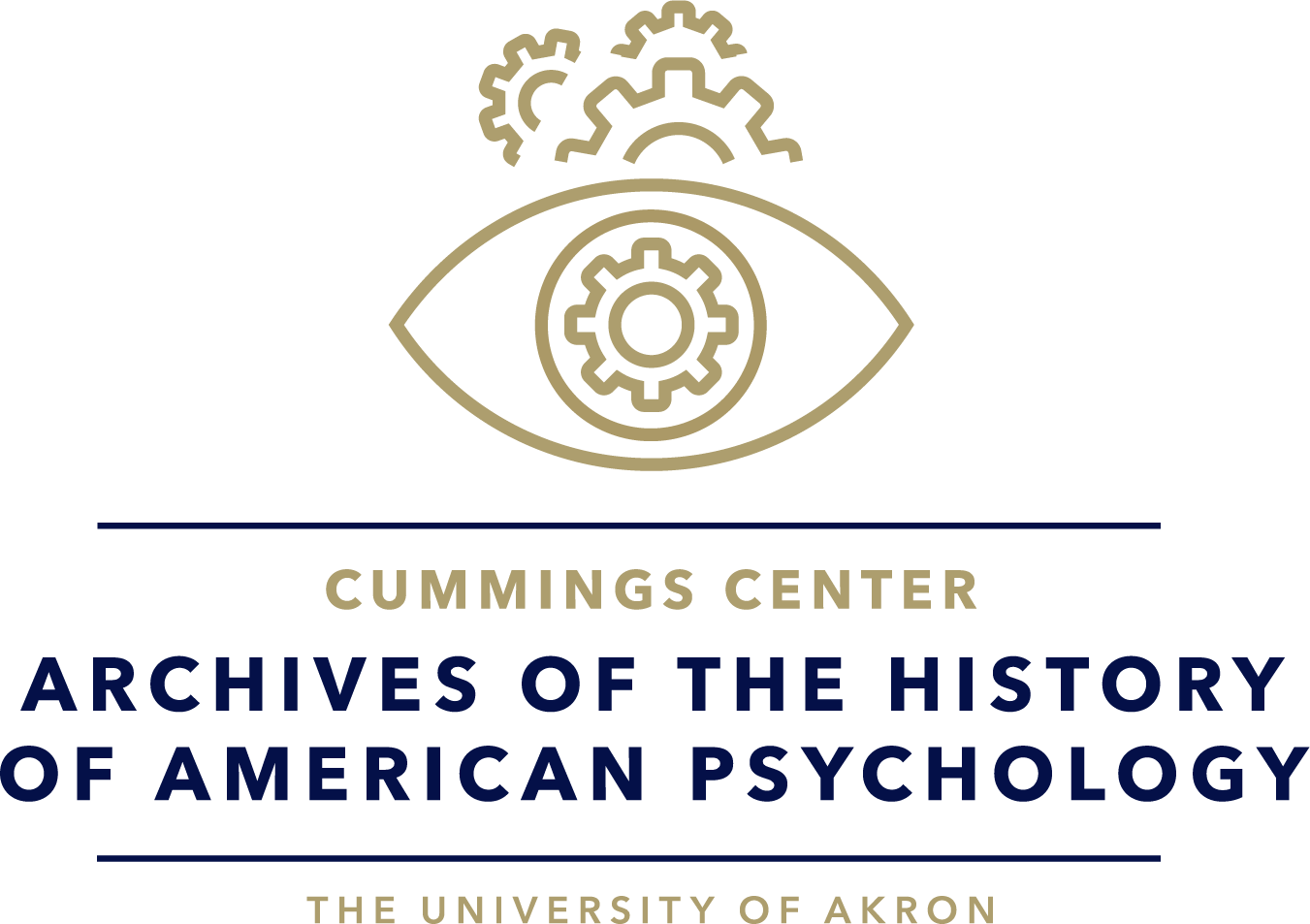 Archives of the History of American Psychology logo