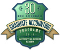 Daverio School of Accountancy in Top 20 Most Affordable Graduate Accounting Programs
