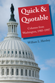 Book release: Quick & Quotable by William Hershey