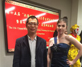 International Business Senior Places Third in Chinese Bridge Competition