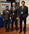 CBA Team Places Third in Case Competition