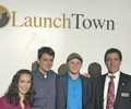 CBA Entrepreneurship Team Scores a Third at LaunchTown