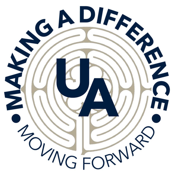Making a Difference, Moving Forward logo
