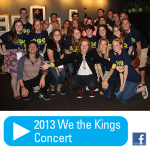 We the Kings 2013