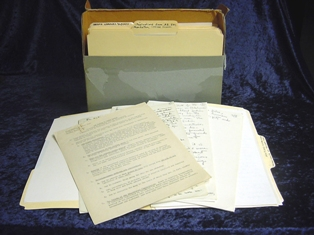 Hollingworth papers