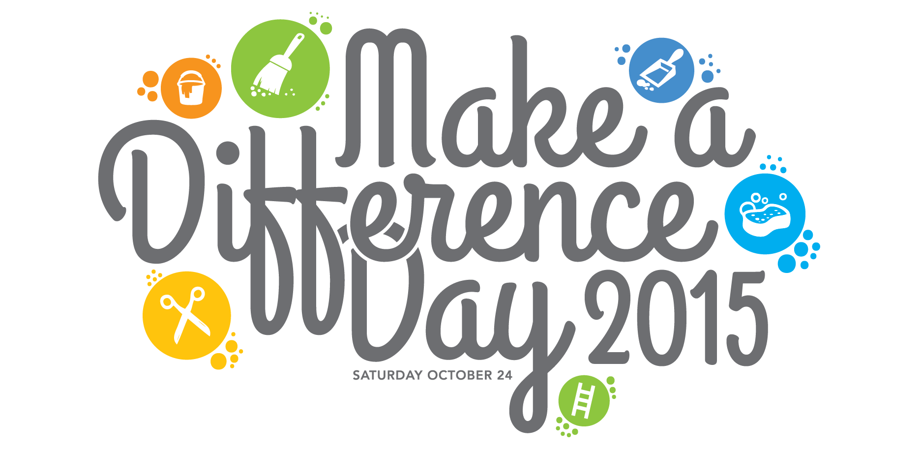 Make A Difference Day 2015