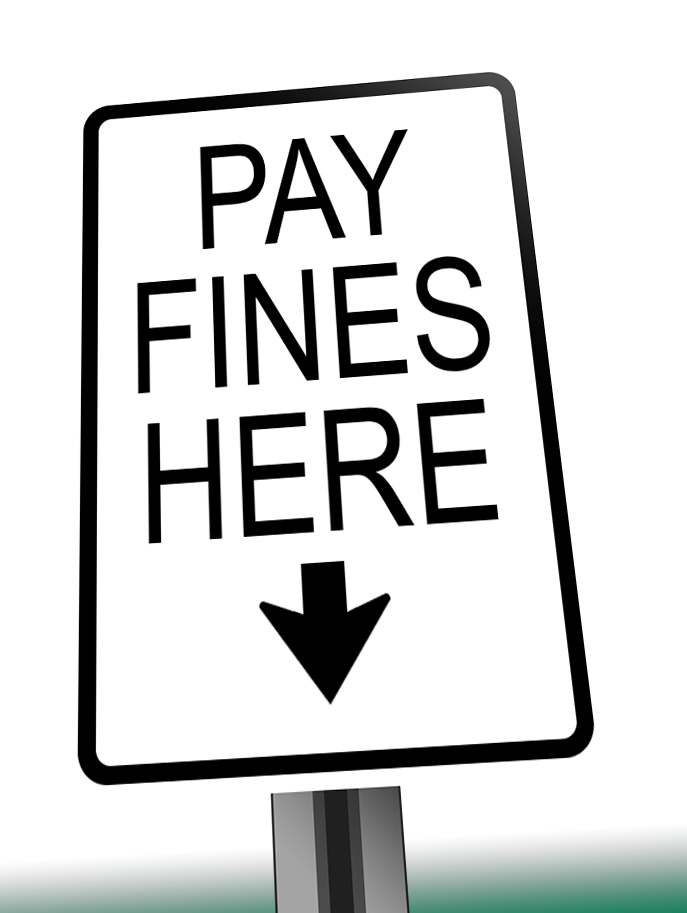 Fines : The University of Akron