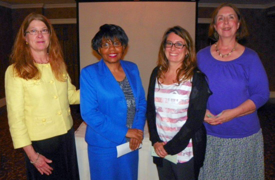Zonta ABC representatives