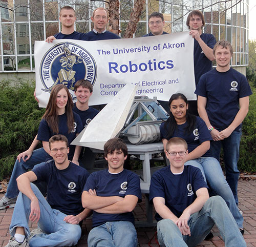 UA Robotics Team 2012