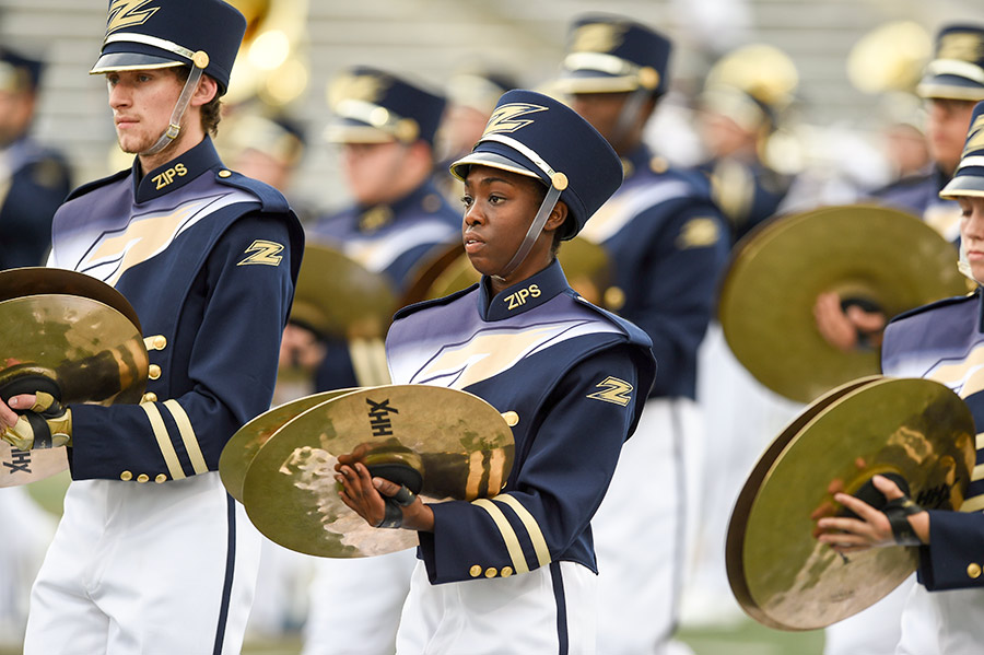 Ohio's Pride, The University of Akron Marching Band