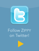 Follow Zippy on Twitter