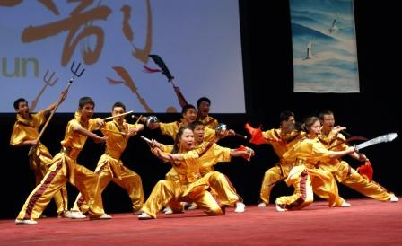 martial arts folk festival