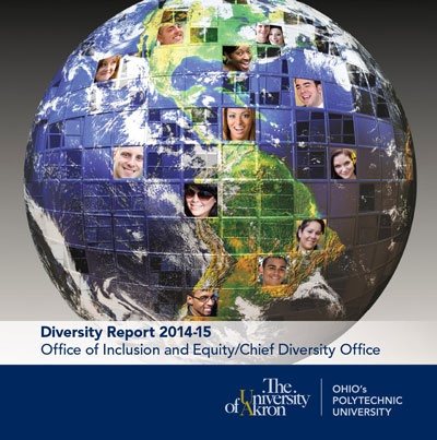 University of Akron diversity report