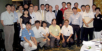 Taiwan Alumni Chapter Group