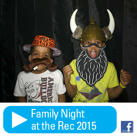 Family Night at the Rec 2015