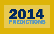 2014 predictions