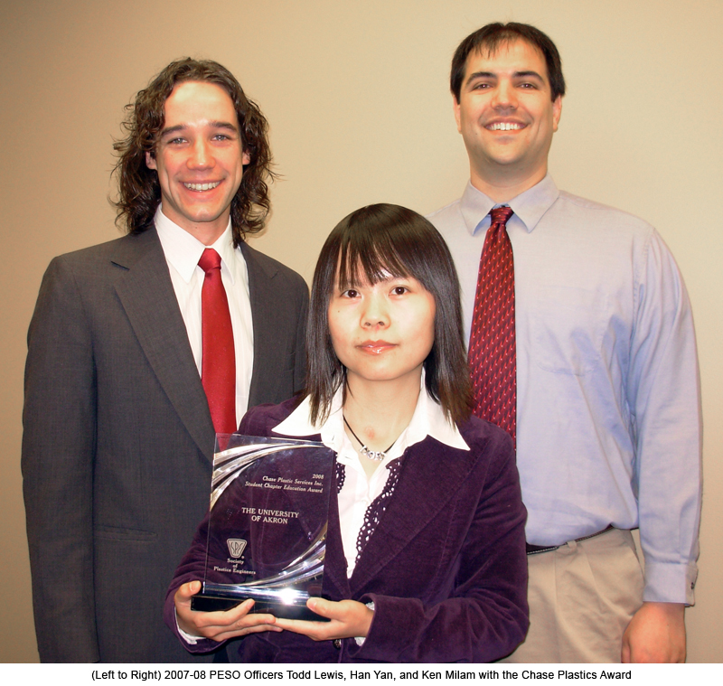 DPE Student Awards
