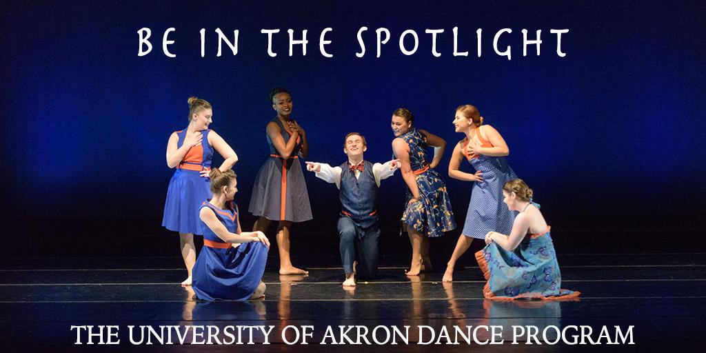 Dance The University Of Akron