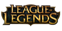 League of Legends logo at University of Akron