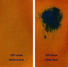 ProProtects produces OPI-Wipes that detect narcatics for first-responders.
