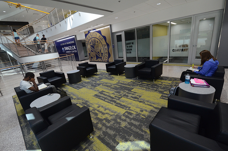 Swagelok-Career-Center-lobby