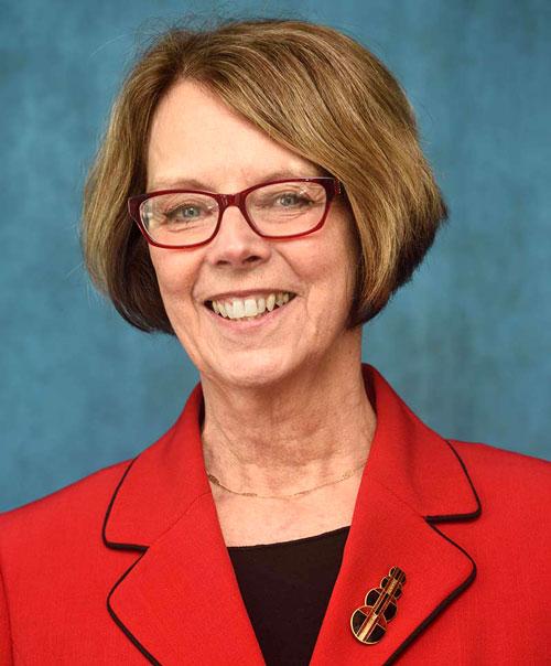 Dr. Amy Shriver Dreussi