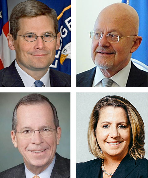 Speakers for the March 7 event include Michael Morell, a 1980 UA alumnus and former acting director and deputy director of the Central Intelligence Agency