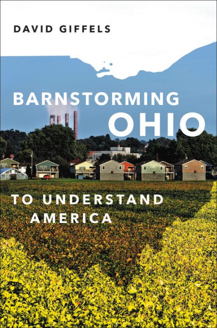 Cover of David Giffel's latest book, Barnstorming Ohio
