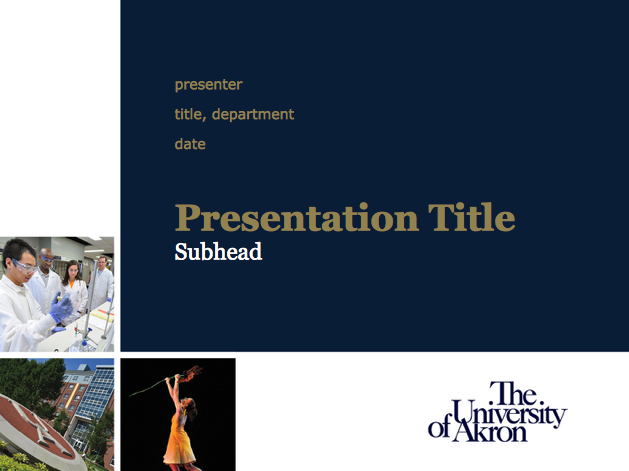 PowerPoint template | University Communications and Marketing : The ...