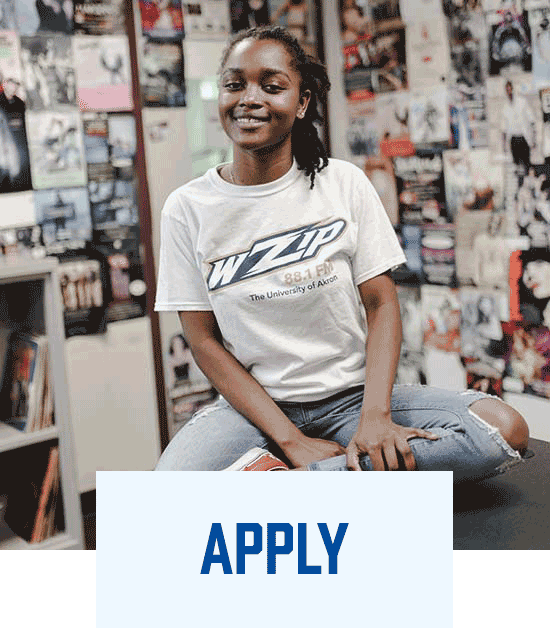 Apply to The University of Akron