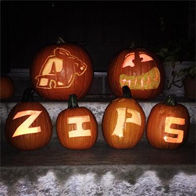 Zip-o'-lanterns