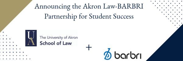 Akron Law announces comprehensive partnership with bar
