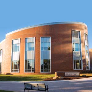 Image of the C. Black McDowell Law Center
