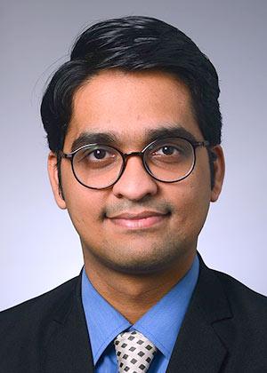 Aditya Ghatpande portrait