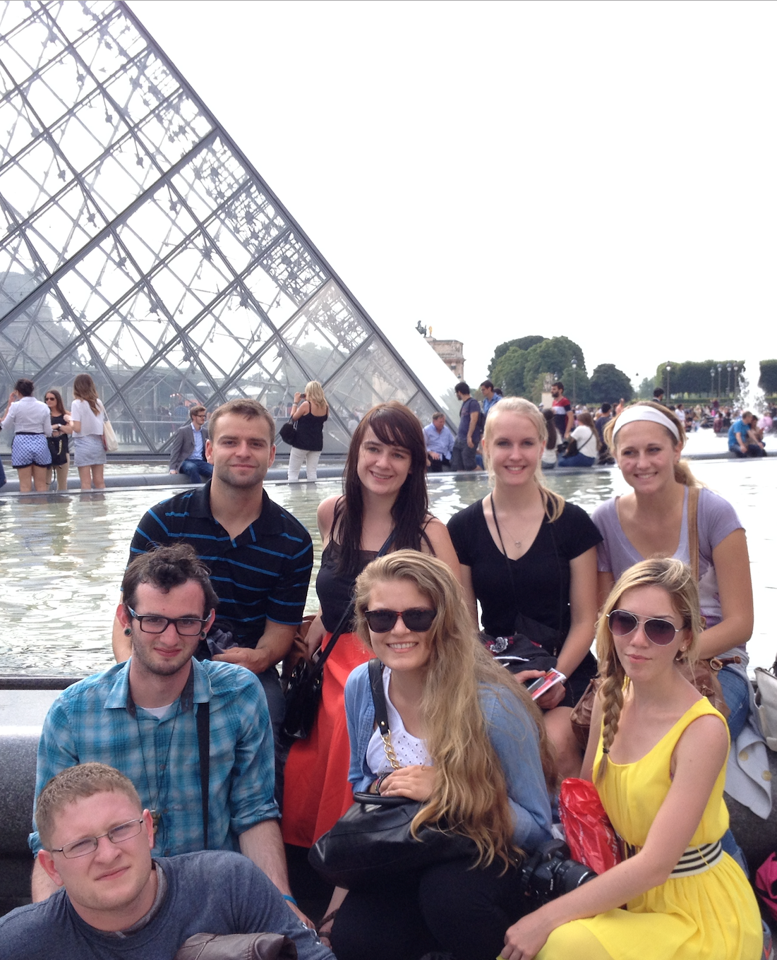 France study abroad 2018