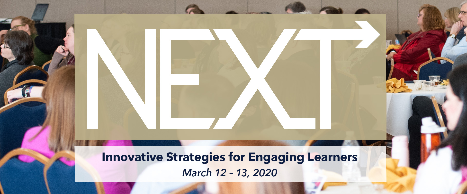 NEXT 2020 - Innovative Strategies for Engaging Learners