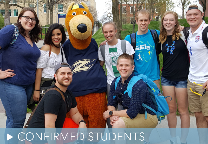 Confirmed Students