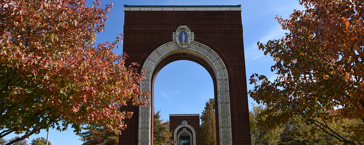 Student Recreation Center Arches