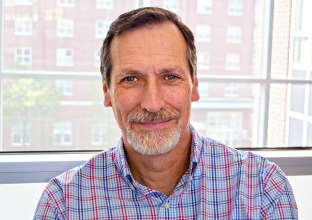 Dr. Paul Levy, The University of Akron