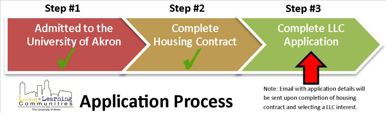 Application process for LLC
