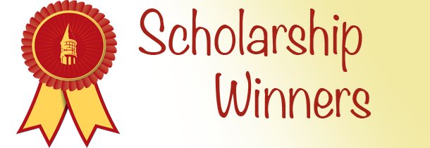 SCHOLARSHIPS winners