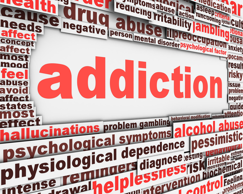 addiction-words
